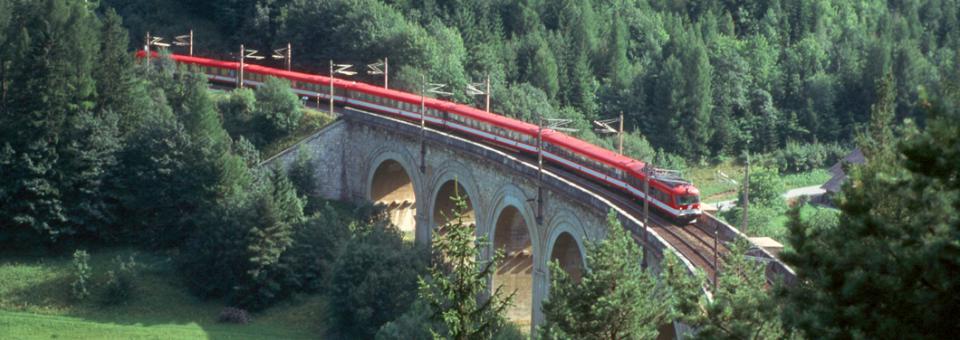 Die Semmeringeisenbahn